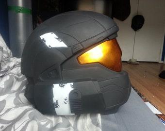 Halo Reach ODST with light up visor