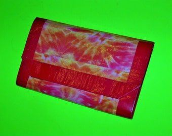"4.5"" x 7.5"" Duct Tape Womens Wallet/Purse/Clutch - Credit Cards/Money"