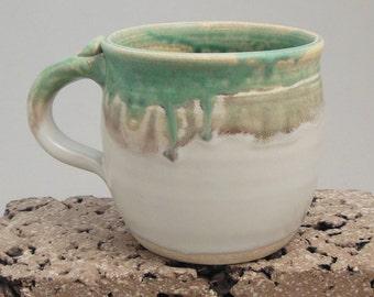 Two-Cup Mug