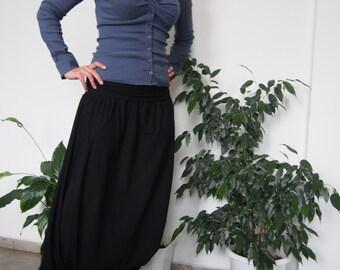 Turkis Cotton Shalwarsh Loose Trousers & Nara POT005