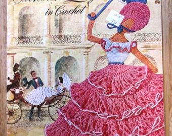 Crinoline Lady in Crochet