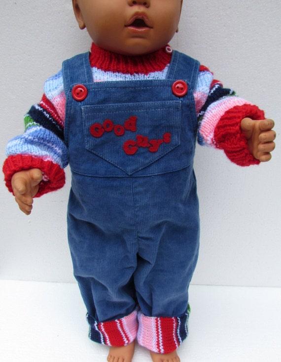 Good Guys Overalls Chucky Dolls Good Guys