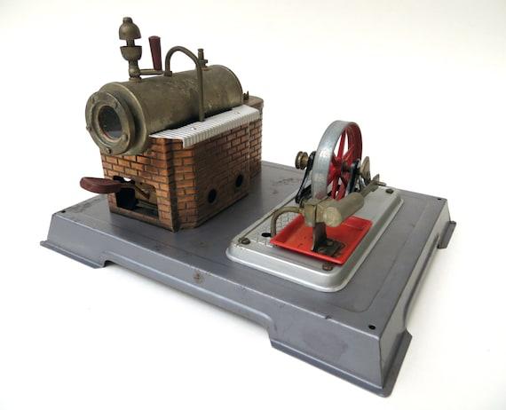 c1960 wilesco d8 mod le de machine vapeur. Black Bedroom Furniture Sets. Home Design Ideas