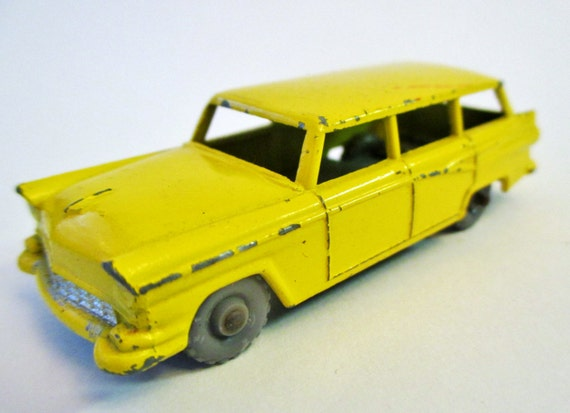 """Station Wagons in England Ford Station Wagon""""/ Made"""