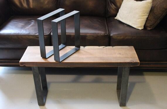 banc planche cadre id es pour la maison pinterest pieds de table bancs et pied de. Black Bedroom Furniture Sets. Home Design Ideas