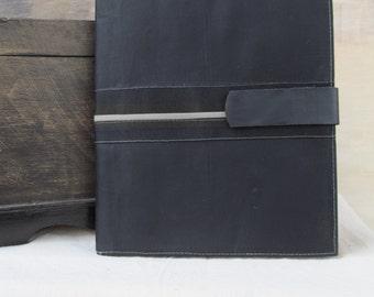 Back in Black men's convertible notebook.