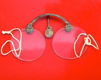 Vintage Early Chinese Glasses