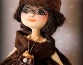 Poupée Marquise Candice de Brownie