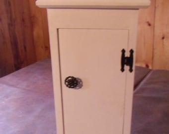 tissue paper bathroom storage cabinet