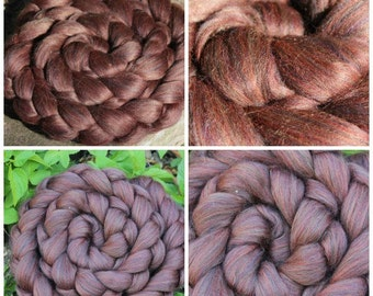 """Combed tops out """"fake Merino""""-100 g"""