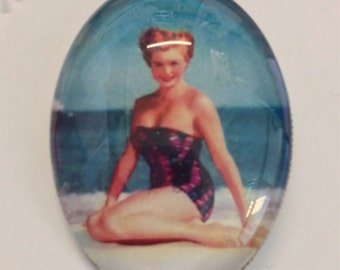 Esther Williams brooch.