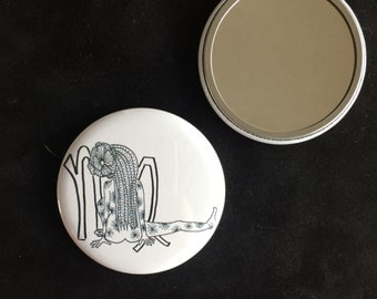 Astrology Pocket Mirrors: Virgo