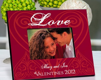 Personalized Couples Frames - Couples Picture Frame - GC963 LOTSALOVE