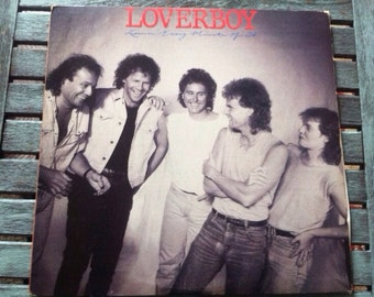 Lovin Every Minute Of It / Lover Boy