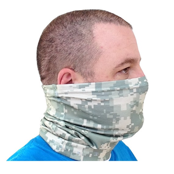 Unavailable listing on etsy for Neck gaiter fishing