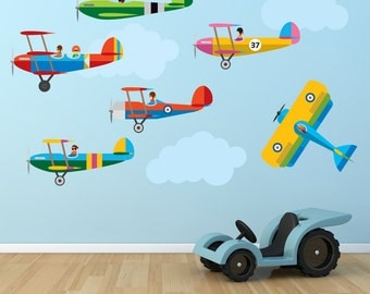 Flying High Airplanes Planes Boys Toy Airplanes