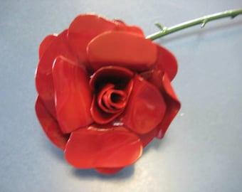 Metal welded Rose