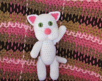 Catty Cat Amigurumi