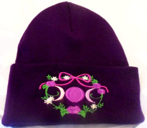 beanie embroidery machine