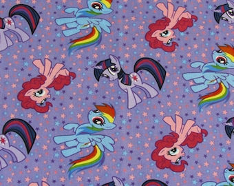 Per Yard, My Little Pony Fabric From Springs Creative