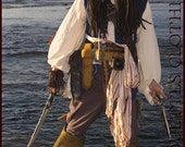 9 foot Replica Captain Jack Sparrow Sash