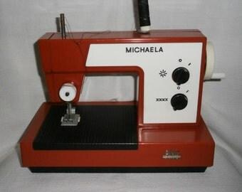 Vintage German Michaela Piko Sewing Machine Toy