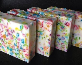 Afro Circus - Glycerin Soap with Argan Oil and Shea Butter