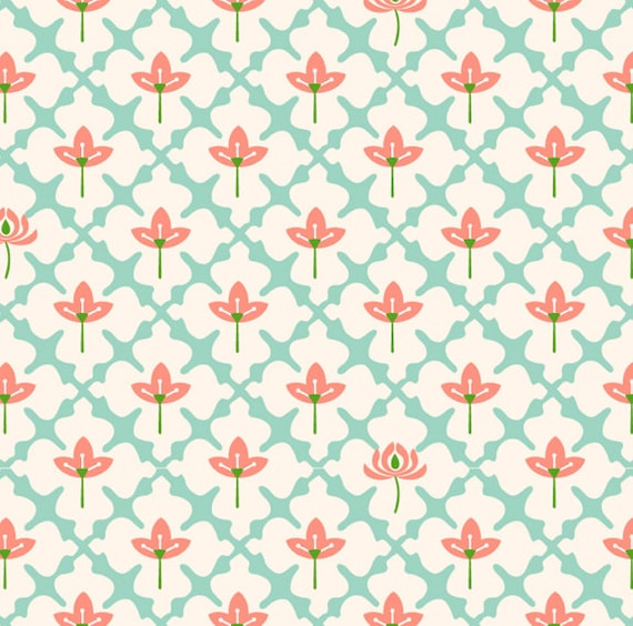 4 Printable Seamless Floral Pattern Pastel Color digital