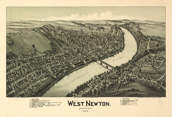 West Newton Borough Trail and River Community