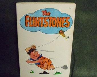 Vintage 1972 The Flintstones Book
