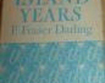 Island Years, Darling, F Fraser