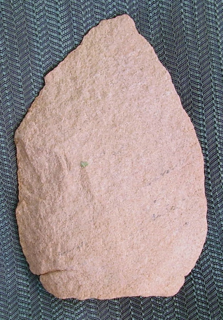 Native American Axe Head Artifact Paleo By Rockygapartifacts