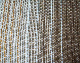 Fat quarter of vintage striped fabric