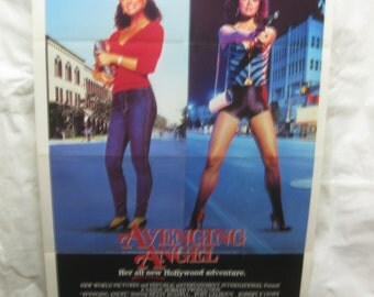 Avenging Angel 1984 Movie Poster mp032