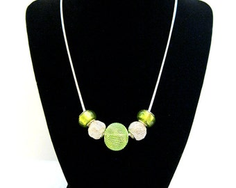 Limelight Charm Necklace