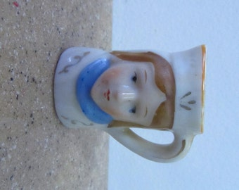 Mini Toby Character Pitcher