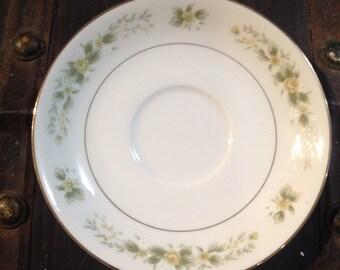 Vintage NATALIE Fine China Japan 3904 Saucer