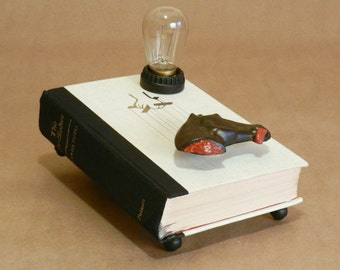 Book Lamp The Godfather