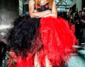 adult Cosplay tutu skirt Custom made to order