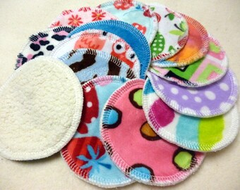 10 pack Mini or Maxi wipes- Multi purpose, reusable!
