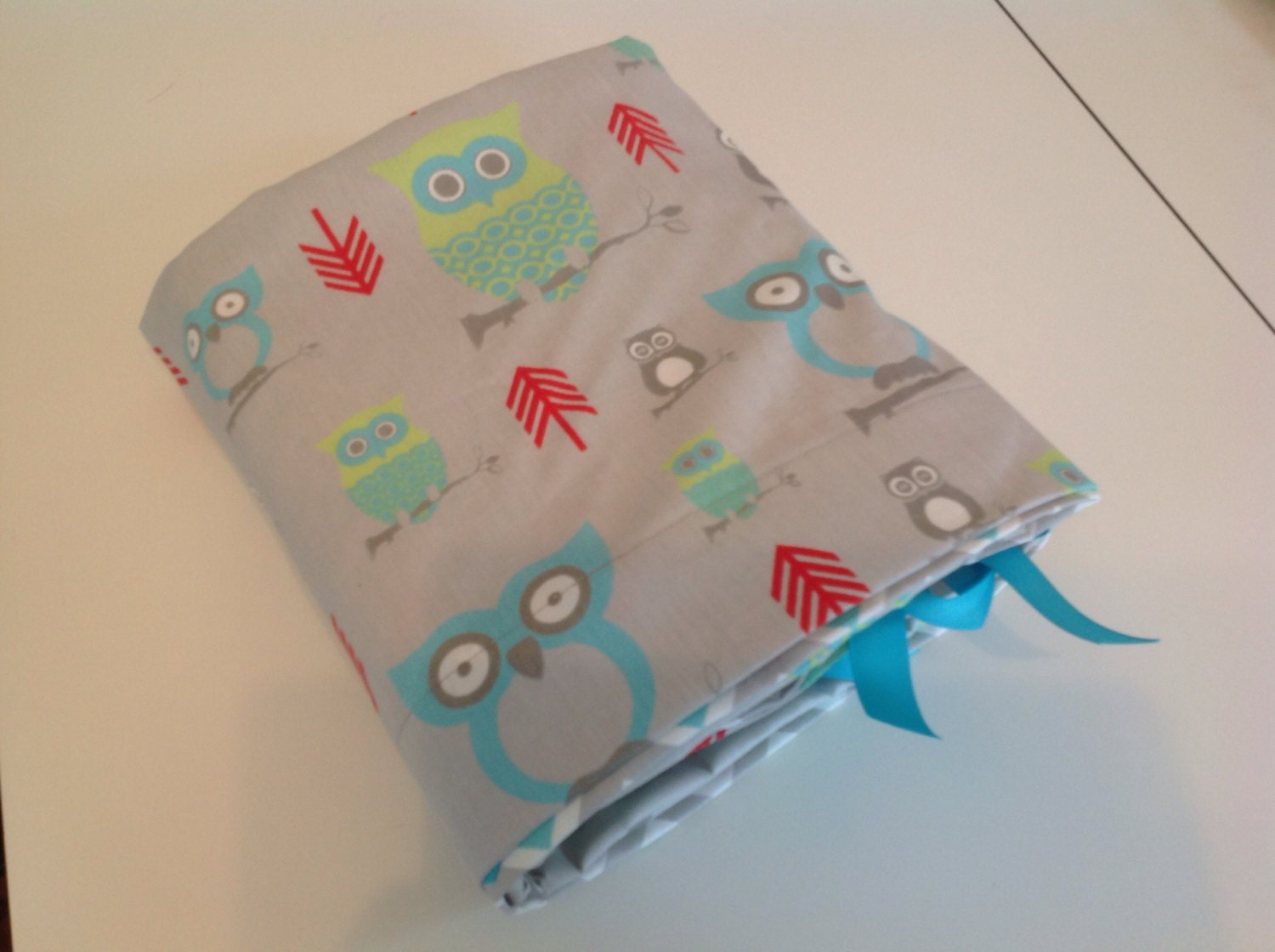 Duvet Cover Reversible In Hooty Owls And By