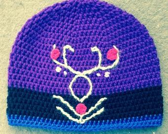 Frozen Princess Anna Hat