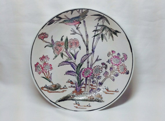 Porcelain Blank Made In China Hand Painted In Macau
