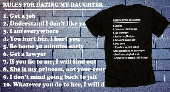 Top Ten Regeln für die Datierung meines Sohnes