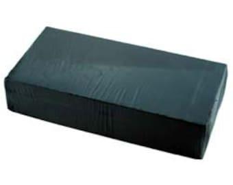 """Charcoal Solder Block High Temperature 5-1/2"""" x 2-7/8"""" Soft  (SO480)"""
