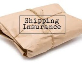 Shipping Insurance!  Add shipping insurance to protect your scroll box from loss or damage in the continental United States!