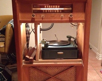 Popular Items For Radio Phonograph On Etsy