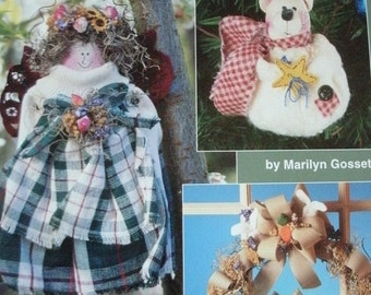 Garden Gloves For You To Love - 10 Projects to Make From Cotton Garden Gloves from Hot Off The Press #2141 Full Instructions Dated 1997