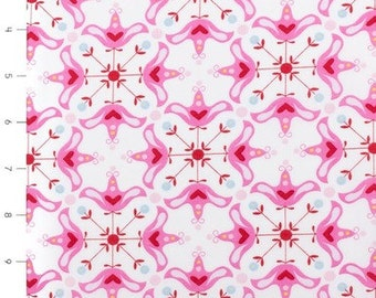 CLOSEOUT: Candy Bloom White and Pink by Ella Blue
