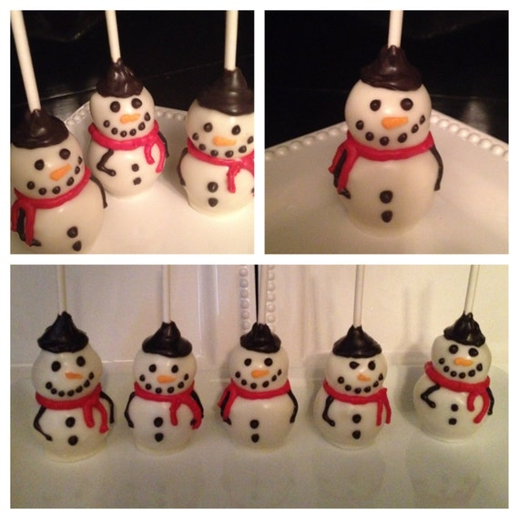 Christmas Cake Pops (Pick Up)